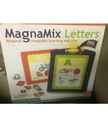 *NEW* MindWare MAGNAMIX Letters Alphabet MAGICAL MAGNETIC Learning & Play - $29.40