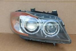 06-08 BMW E90 330i 4dr HID Xenon AFS Adaptive Headlight Passenger Right RH image 1