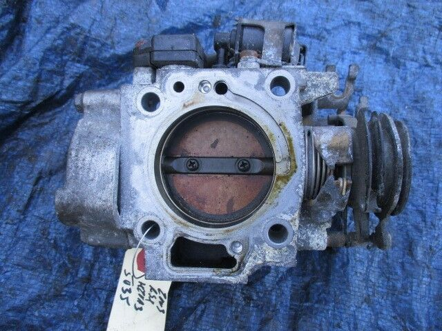 02-04 Acura RSX K20A3 throttle body assembly OEM engine motor K20A base TPS