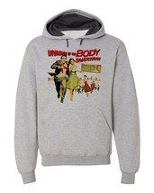 Invasion of the Body Snatcher Hoodie retro vintage science fiction B movie  image 1