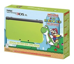 Nintendo New 3DS XL - Lime Green Special Edition [Discontinued] - $410.10