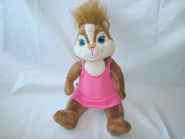 "BUILD A BEAR ALVIN AND THE CHIPMUNKS BRITTANY PLUSH TOY 14"" - $13.86"