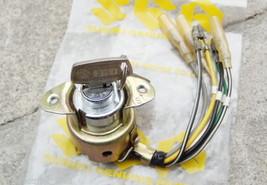 Suzuki 1969 A100 AS100 AC100 Ignition Switch Nos - $47.99