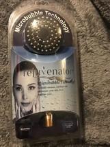 Rejuvenator Microbubble Technology Handheld Shower Head NEW - $37.39