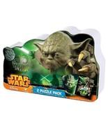 Disney Star Wars Heroes with 2 Puzzle Packs 100... - $9.85