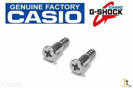 Casio 10223549 Original SS Bezel Screw 1H/5H/7H/11H QTY 2 GA-700 GA-710 - $16.68