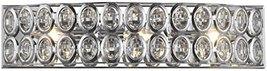 "Elk Lighting 81151/3 Vanity-Lighting-fixtures, 5 x 22 x 5"", Chrome - $182.00"