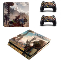 Horizon Zero Dawn Vinyl Decal Skins Kit Cover for Playstaion 4 PS4 Slim - $19.90