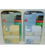 Amerelle PathLite Motion Activated 2 Sets of 2 4 lights total Yellowed F... - $8.75