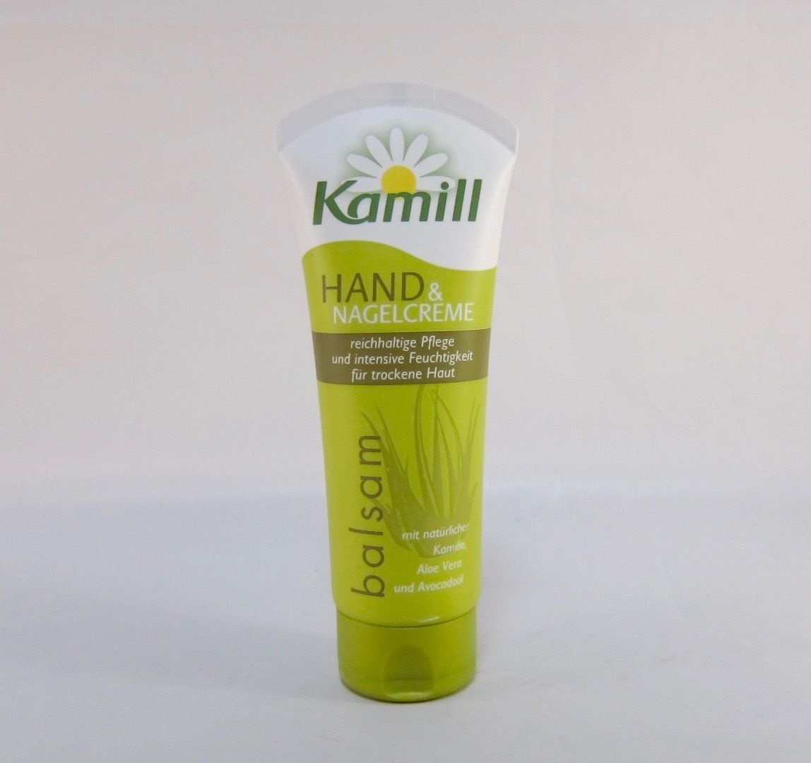 Primary image for Kamill BALSAM hand and nail cream 1 tube -75ml - Made in Germany