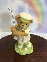 Cherished Teddies Marjorie - Golfer 2003 #111306 NIB - $36.58