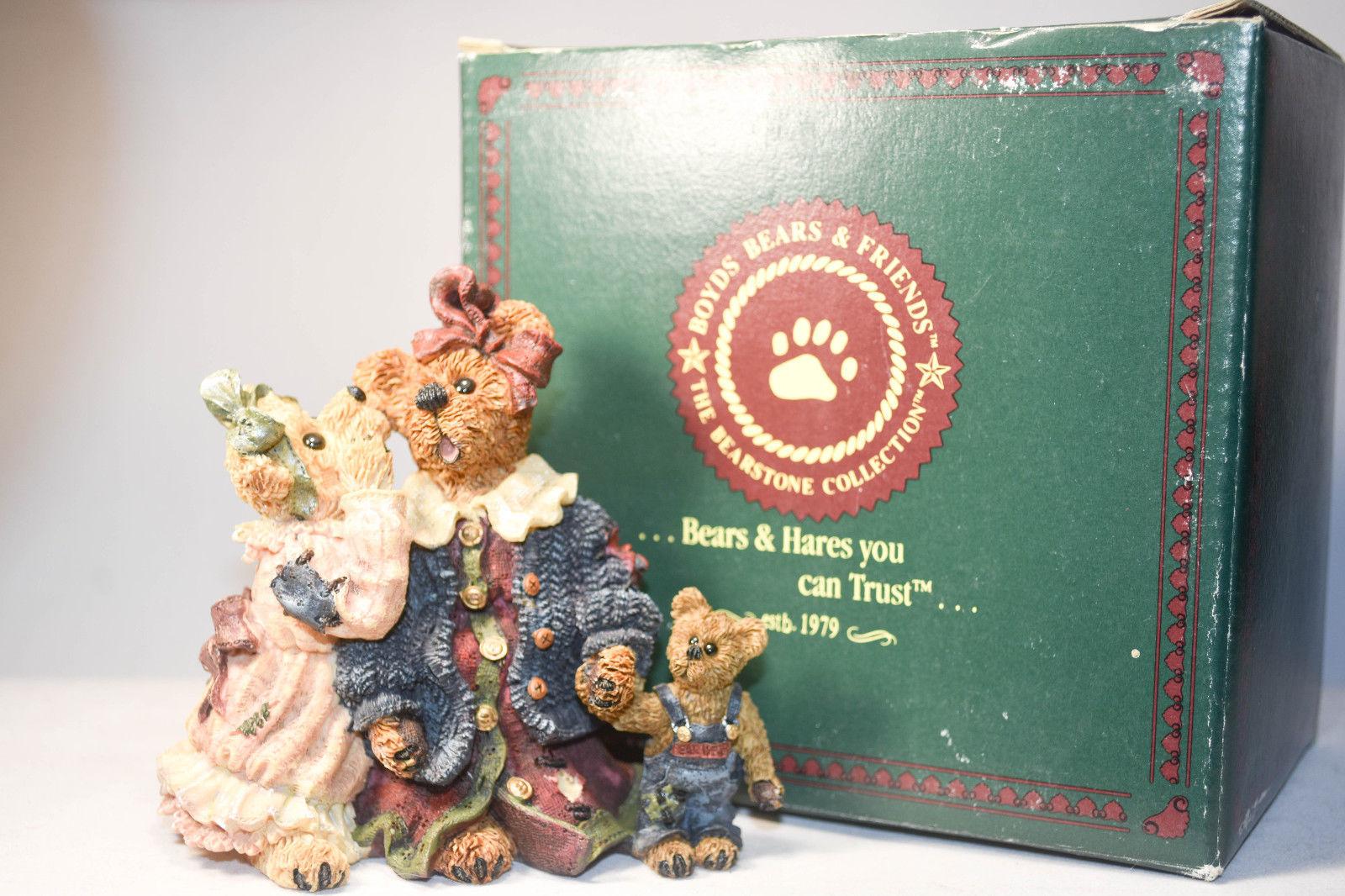 Boyds Bears: Louella & Hedda... The Secret - Style 22775 image 9