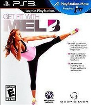 Get Fit With Mel B (Sony PlayStation 3, 2010) - $4.35