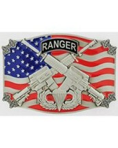 United States Army Ranger Belt Buckle - $17.81