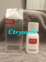 NEW   Diesel Plus Plus Cologne 2.5 oz Eau De Toilette Spray  NEW IN BOX - $16.99