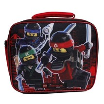 Lego The Ninjago Movie Boys' Black Insulated Lunch Bag - $42.20 CAD