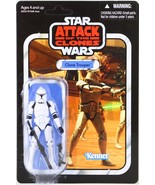 Star Wars The Vintage Collection VC45 Clone Trooper 3.75in figure The Cl... - $17.98