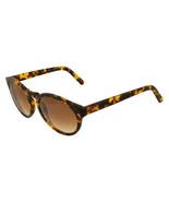 New Authentic Ann Taylor Tortoise Sunglasses 55-20-135 Seaside C02 - $14.84