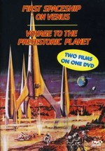 First Spaceship on Venus / Voyage to the Prehistoric Planet DVD