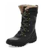 Timberland Women's Mount Hope Leather & Fabric Waterproof Snow Boots 8709R - $139.99