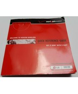 Verizon LG VX8100 Quick Reference Guide with CD-ROM - $10.04