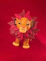 Simba Disney Grolier Ornament 133  The Lion King  I Can't Wait to Be Kin... - $11.82