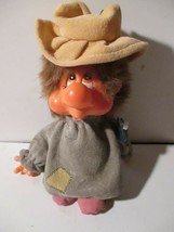 "Vintage APPLAUSE 1982 ""WADSWORTH HOBO"" DOLL / Ornament  - $7.91"
