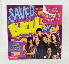 Saved By The Bell Game - Pressman - NIB - Sealed -  2017 - $14.03