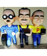 """Manny Moe and Jack The Pep Boys Automotive Car Metal Sign 48"""" by 42""""  - $495.00"""