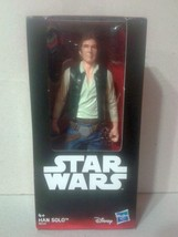 "UNOPENED Star Wars - A New Hope - 15cm/6"" Figure - Han Solo - Hasbro Dis... - $12.99"