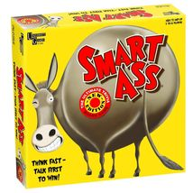 Smart Ass - Children & Family Fun Trivia Board Game  - $29.99