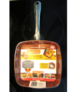 """Copper Chef 9½"""" Square Frying Pan - $15.00"""
