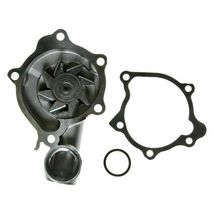 WATER PUMP WP2023 FOR 92-98 MITSUBISHI GALANT EXPO ECLIPSE 2.0L TURBO 2.4L image 4