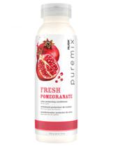 Rusk PureMix Fresh Pomegranate Color Protecting Conditioner, 12oz