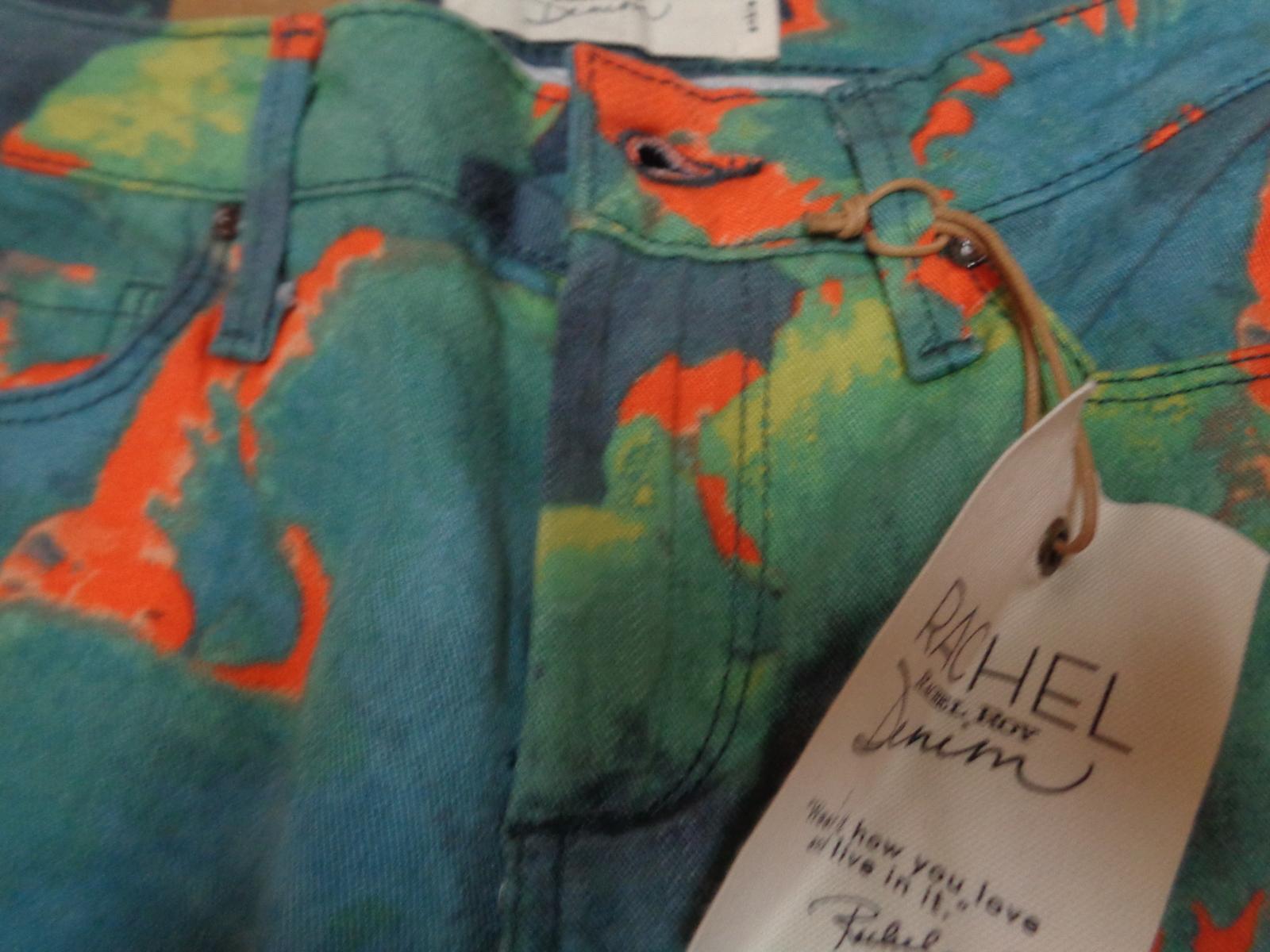 Rachel Denim Skinny Jeans Blue Dk Orchid NWT Youth SZ 8/9