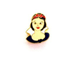 BRACCIALE DISNEY PRINCESS SNOW WHITE HEAD STAINLESS STEEL GOLD PLATED CHARM - $8.42