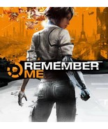 Remember Me PC Steam Key NEW Download Game Fast Dispatch Region Free - $10.15
