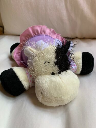 WEBKINZ COW - HM 003 - Used W No Tag Nice Clean Animal Toy Doll ganz image 11