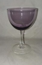 Fostoria Fascination Lilac Purple Bowl Liquor Cocktail Glass 3 Oz Vintag... - $15.99