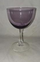 Fostoria Fascination Lilac Purple Bowl Liquor Cocktail Glass 3 Oz Vintag... - $15.99