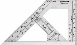 Niigata Seiki SK stop type ruler machinist square type ASQ-100SS - $47.78