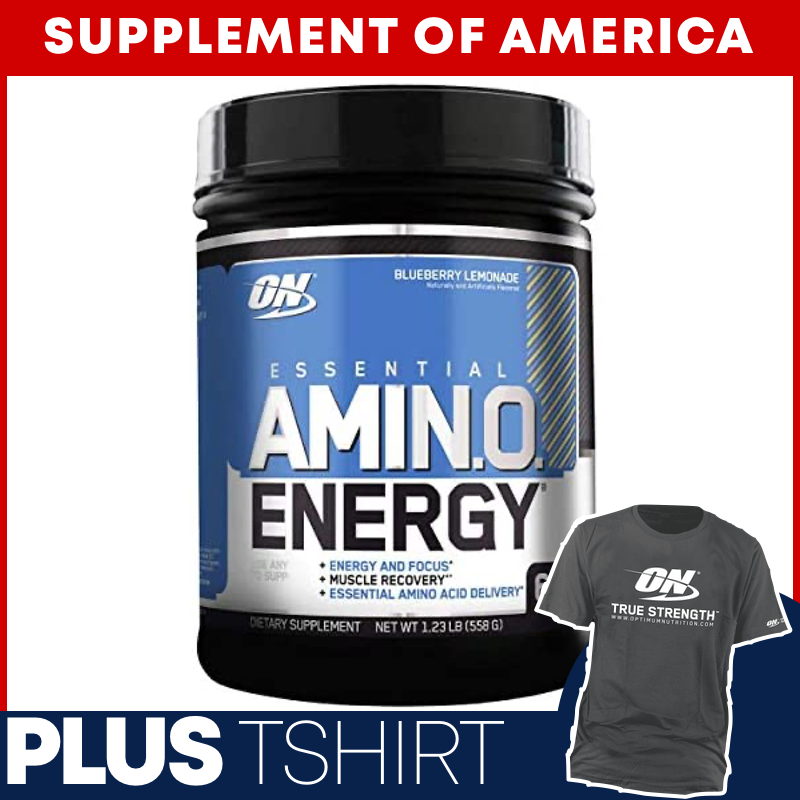 Primary image for Optimum Nutrition Essential Amino Energy 62 Servings (FREE SHIPPING)