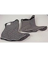 NEW QUILTED BOOT LINER (BOOTIE), SIZE 10 W/XW NSN: 8335-01-472-1775 - $15.00