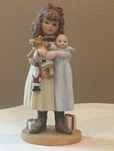 "Jan Hagara ""Carol"" Limited Edition 1984-85 Figurine - $30.00"