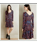 New $148 ANTHROPOLOGIE SARAID DRESS by HD IN PARIS Size XSP - $55.44
