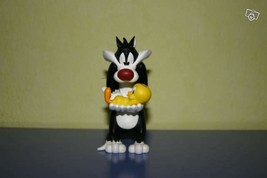 Extremely Rare! Looney Tunes Sylvester Cuddling Tweety Demons Merveilles... - $247.50