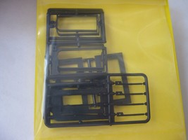American Limited #9150 Athearn/MDC Harriman Black Diaphragms for 1 Car HO-Scale image 2