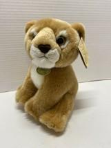 "Aurora Miyoni Tots Lion Cub Plush Stuffed Animal Safari Toy 9"" Kids Tags - $20.00"