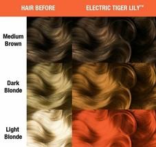 Manic Panic Electric Tiger Lily Semi-Permanent Hair Dye Color Vegan 4oz - $9.49
