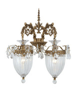 ROSIE OGRADYS SCONCE WALL FIXTURE LIGHT,20'' X 24''H. - $321.75